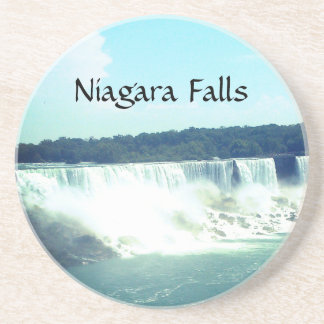 Dessous De Verre En Grès Chutes du Niagara