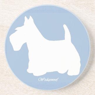 Dessous De Verre En Grès Écossais Terrier de Wedgewoof