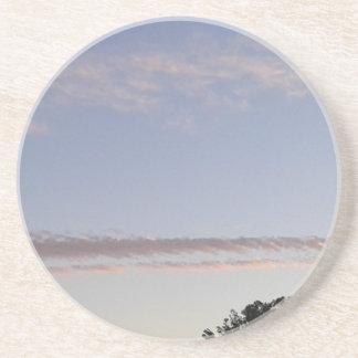 Dessous De Verre En Grès Filet de nuage