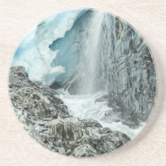 Dessous De Verre En Grès glacier19