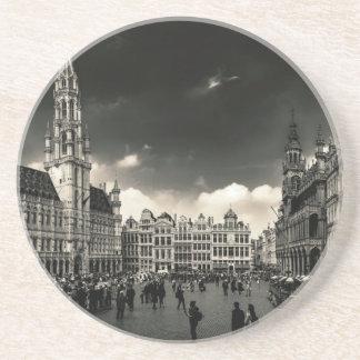 Dessous De Verre En Grès Grand-Endroit, Bruxelles, Belgique