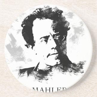 Dessous De Verre En Grès Gustav Mahler