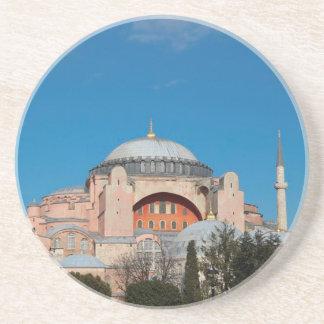 Dessous De Verre En Grès Hagia Sophia Turquie