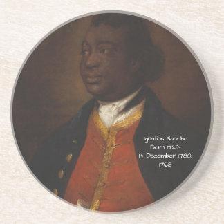 Dessous De Verre En Grès Ignatius Sancho