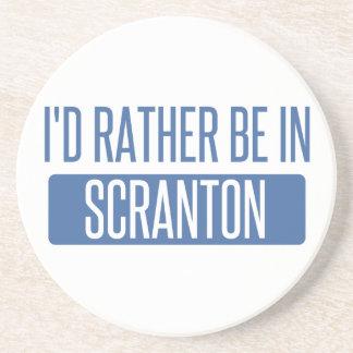 Dessous De Verre En Grès Je serais plutôt dans Scranton