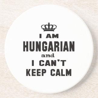 Dessous De Verre En Grès Je suis hongrois et je ne peux pas garder le calme