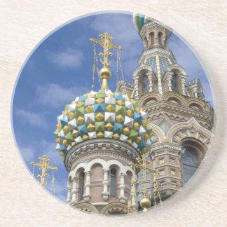 Dessous De Verre En Grès La Russie, St Petersburg, Nevsky Prospekt,