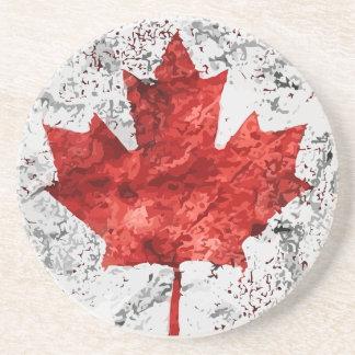 Dessous De Verre En Grès le Canada
