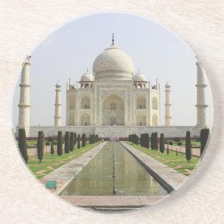 Dessous De Verre En Grès Le Taj Mahal