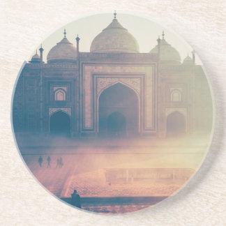 Dessous De Verre En Grès Le Taj Mahal Inde