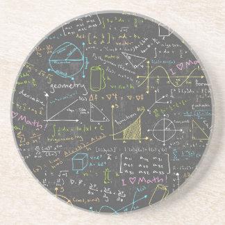 Dessous De Verre En Grès Leçons de maths