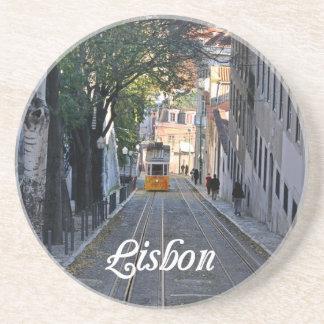 Dessous De Verre En Grès Lisbonne