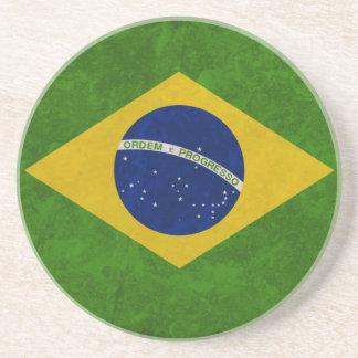 Dessous De Verre En Grès Love Brésil