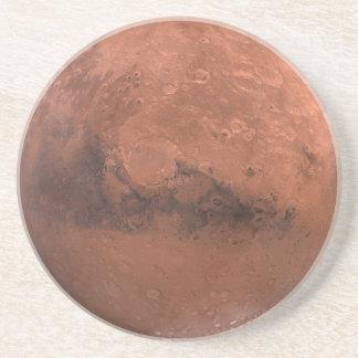 Dessous De Verre En Grès Mars