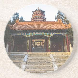 Dessous De Verre En Grès Palais d'été en Chine