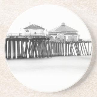 Dessous De Verre En Grès Pilier de Huntington Beach