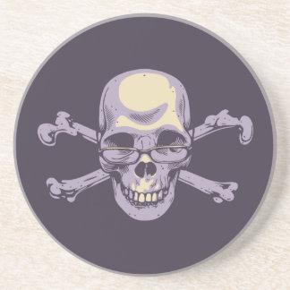 Dessous De Verre En Grès Pirate ringard