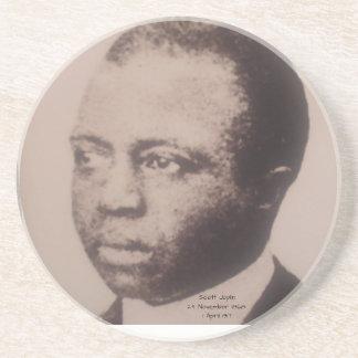 Dessous De Verre En Grès Scott Joplin