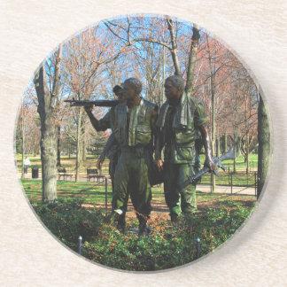 Dessous De Verre En Grès Statues au Washington DC