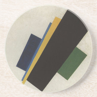 Dessous De Verre En Grès Suprematism par Kazimir Malevich
