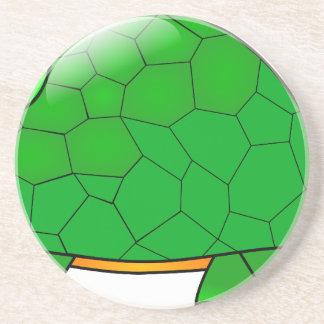 Dessous De Verre En Grès tortue