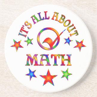 Dessous De Verre En Grès Tout au sujet des maths