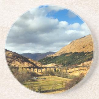 Dessous De Verre En Grès Viaduc de Glenfinnan