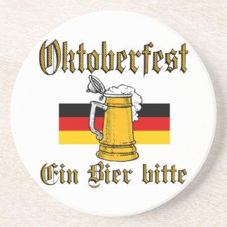 Dessous De Verre En Grès Vitesse d'Oktoberfest