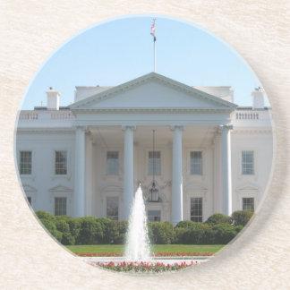 Dessous De Verre En Grès Washington DC de la Maison Blanche