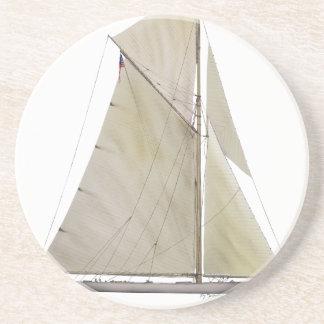 Dessous De Verre En Grès yacht 1920 résolu