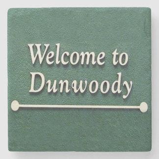 Dessous-de-verre En Pierre Accueil de Dunwoody, Atlanta, la Géorgie, dessous