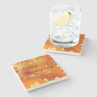 Dessous-de-verre En Pierre Dessous de verre colorés de pierre de thanksgiving