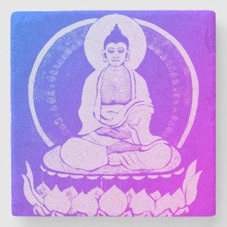 Dessous-de-verre En Pierre Dessous de verre de Bouddha