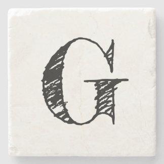 Dessous-de-verre En Pierre Dessous de verre en pierre de G