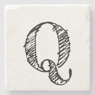 Dessous-de-verre En Pierre Dessous de verre en pierre de Q