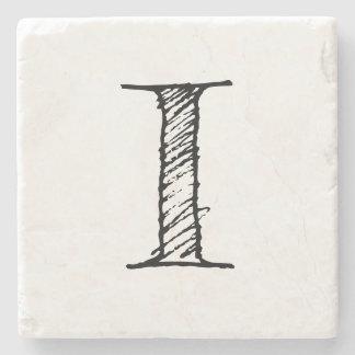Dessous-de-verre En Pierre Dessous de verre en pierre du blanc I