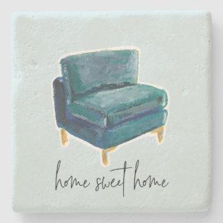 Dessous-de-verre En Pierre Dessous de verre en pierre vintages de la chaise |