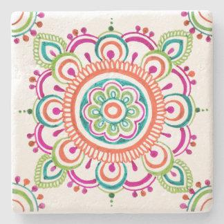 Dessous-de-verre En Pierre Dessous de verre mexicains lumineux de conception