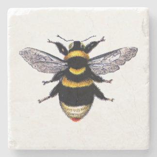 Dessous-de-verre En Pierre Gaffez l'abeille