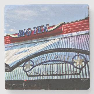 Dessous-de-verre En Pierre Grand Cantina de Tex, Decatur, dessous de verre de