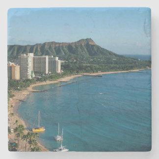 Dessous-de-verre En Pierre Honolulu Hawaï