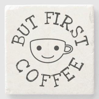 Dessous-de-verre En Pierre Mais premier café