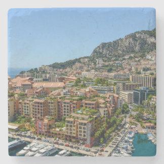 Dessous-de-verre En Pierre Monte Carlo Monaco
