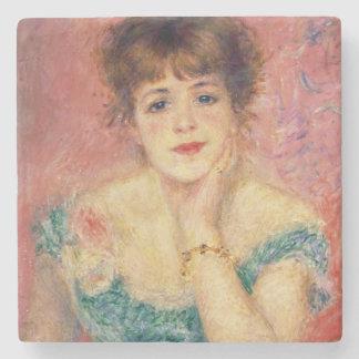 Dessous-de-verre En Pierre Pierre un portrait de Renoir | de Jeanne Samary
