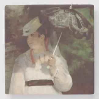 Dessous-de-verre En Pierre Pierre un portrait de Renoir | de Lise