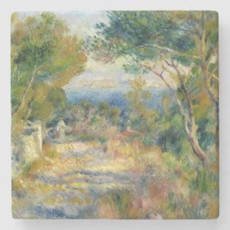 Dessous-de-verre En Pierre Pierre un Renoir | L'Estaque