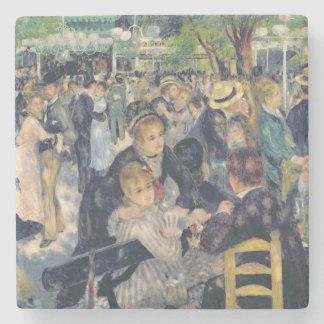 Dessous-de-verre En Pierre Pierre une boule de Renoir   chez Moulin de la