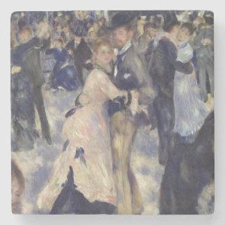 Dessous-de-verre En Pierre Pierre une La Galette de Renoir | Le Moulin de