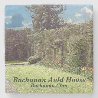 Dessous-de-verre En Pierre Vieille Chambre de Buchanan - clan de Buchanan
