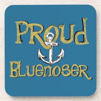 Dessous-de-verre Ensemble fier d'ancre de Bluenoser la